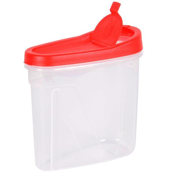 Boîte de céréale vide