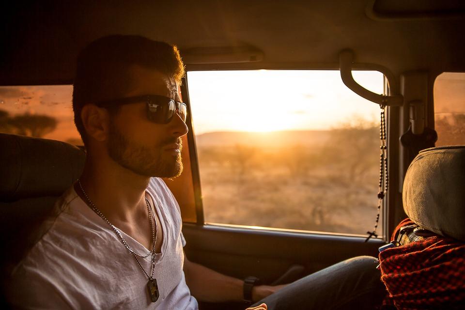 parcours en taxi