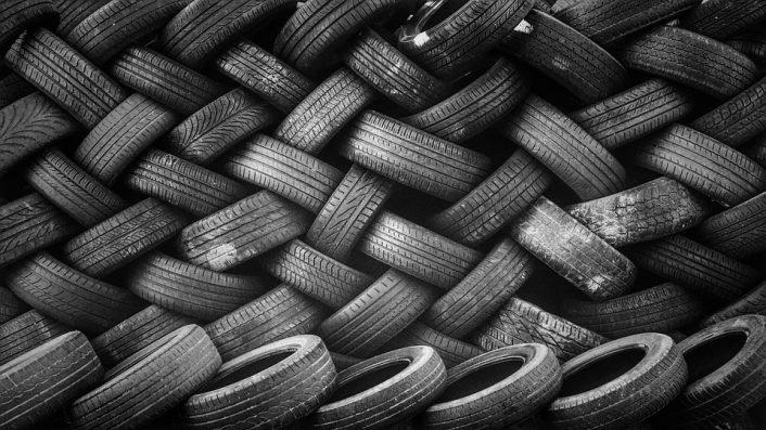 pneus usé
